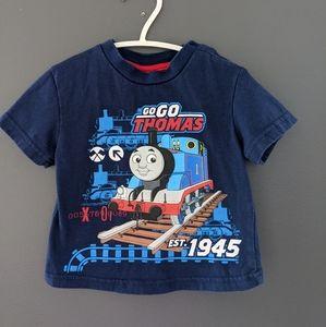 Thomas & Friends navy blue t-shirt